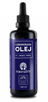 Olej lemongrass 100ml